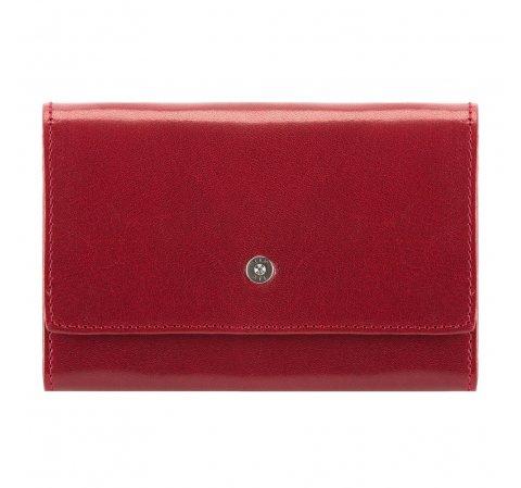 Portfel, czerwony, V01-01-029-30, Zdjęcie 1