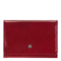 Portfel, czerwony, V01-01-053-30, Zdjęcie 1