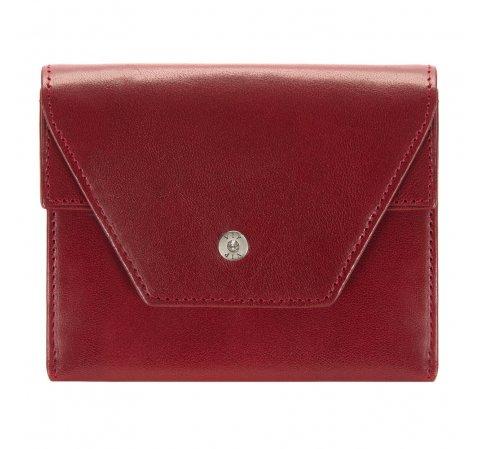 Portfel, czerwony, V01-01-187-30, Zdjęcie 1