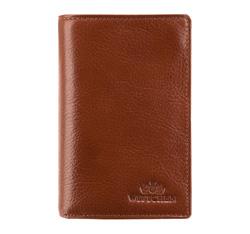 Кожаный кошелек 21-1-008-5