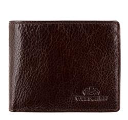 Кожаный кошелек 21-1-026-44