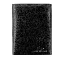 Кожаный кошелек Wittchen 21-1-027-1, черный 21-1-027-1
