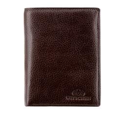 Кожаный кошелек Wittchen 21-1-027-44, коричневый 21-1-027-44