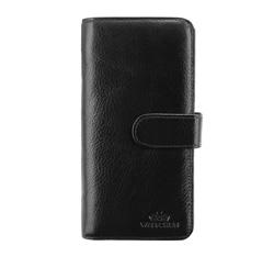 Кожаный кошелек Wittchen 21-1-028-1, черный 21-1-028-1