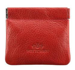 Кожаный кошелек Wittchen 21-1-029-3, красный 21-1-029-3