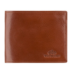 Wallet, light brown, 21-1-040-5, Photo 1