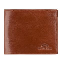 Кожаный кошелек 21-1-040-5