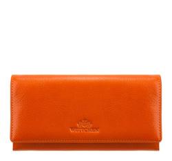 Кожаный кошелек Wittchen 21-1-052-6, оранжевый 21-1-052-6