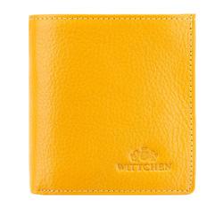 Кожаный кошелек Wittchen 21-1-065-Y, желтый 21-1-065-Y