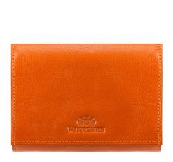 Кожаный кошелек Wittchen 21-1-071-6, оранжевый 21-1-071-6