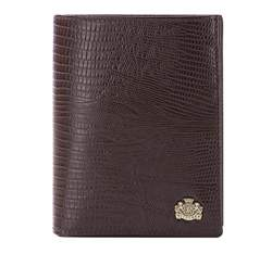 Кожаный кошелек Wittchen 15-1-265-4J, коричневый 15-1-265-4J