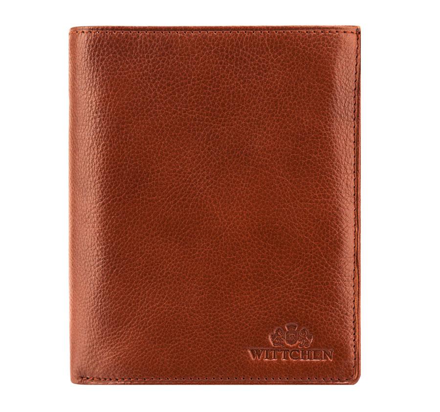 Кожаный кошелек 21-1-139-5
