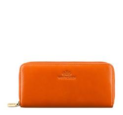 Кожаный кошелек Wittchen 21-1-393-6, оранжевый 21-1-393-6