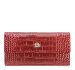 Кожаный кошелек Wittchen 15-1-331-3, красный 15-1-331-3