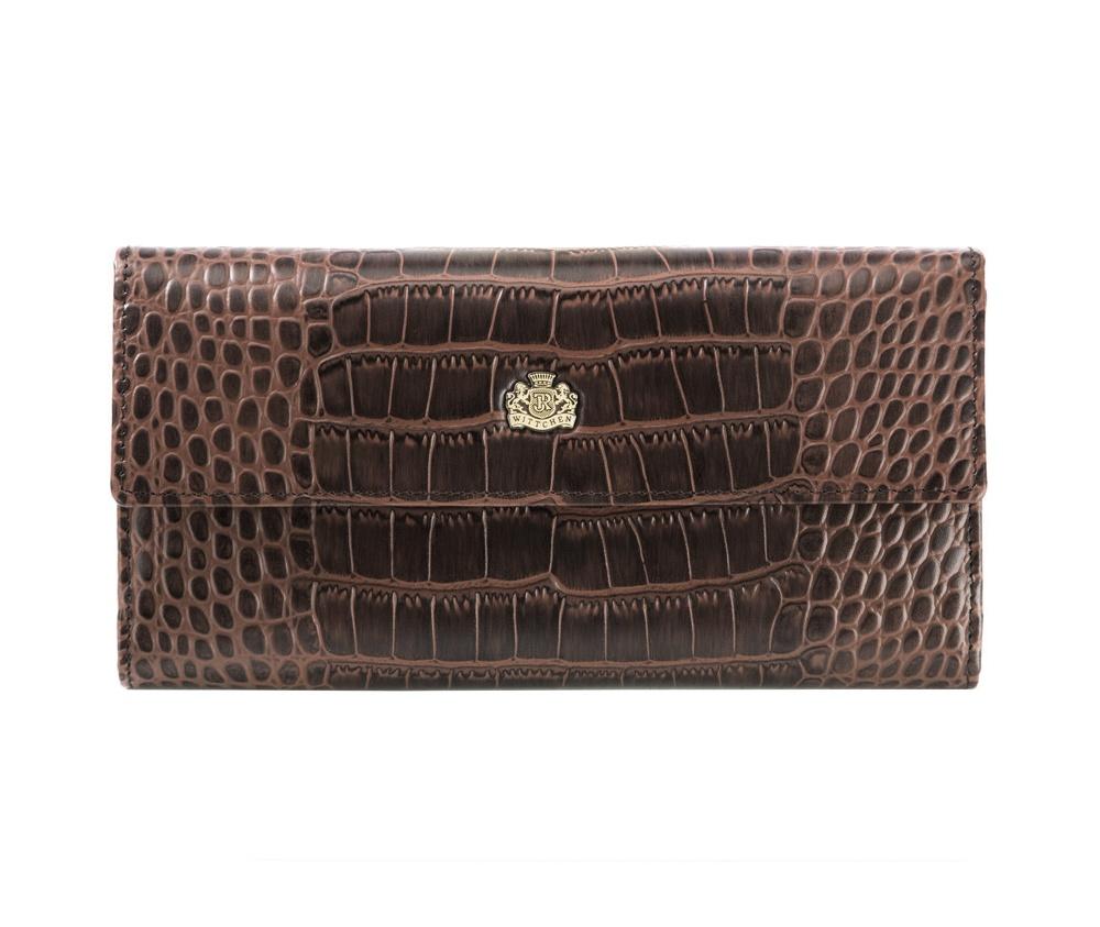 Кожаный кошелек Wittchen 15-1-331-4, коричневый