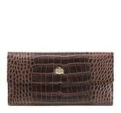Кожаный кошелек Wittchen 15-1-331-4, коричневый 15-1-331-4