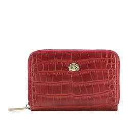 Кожаный кошелек Wittchen 15-1-341-3, красный 15-1-341-3