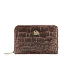 Кожаный кошелек Wittchen 15-1-341-4, коричневый 15-1-341-4