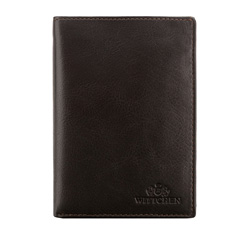 Wallet, dark brown, 14-1-020-41, Photo 1