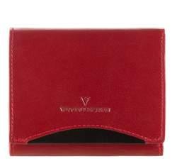 Portfel, czerwono - czarny, V06-01-066-31, Zdjęcie 1