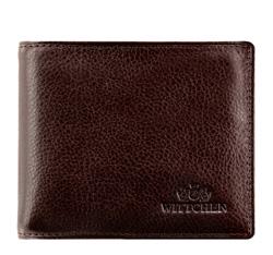Кожаный кошелек 21-1-019-44