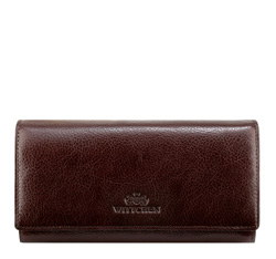 Кожаный кошелек Wittchen 21-1-052-44, коричневый 21-1-052-44