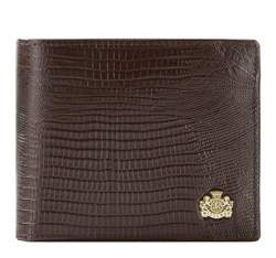 Кожаный кошелек Wittchen 15-1-040-4J, коричневый 15-1-040-4J