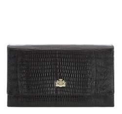 Кожаный кошелек Wittchen 15-1-210-1J, черный 15-1-210-1J