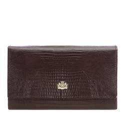 Кожаный кошелек Wittchen 15-1-210-4J, коричневый 15-1-210-4J