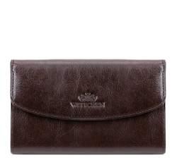 Кожаный кошелек Wittchen 21-1-045-4, коричневый 21-1-045-4