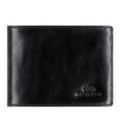 Кожаный кошелек Wittchen 21-1-046-1, черный 21-1-046-1