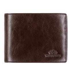 Кожаный кошелек Wittchen 21-1-046-4, коричневый 21-1-046-4