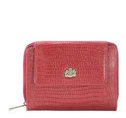 Кожаный кошелек Wittchen 15-1-211-3J, красный 15-1-211-3J