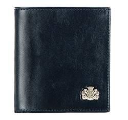 Кожаный кошелек Wittchen 10-1-065-N, синий 10-1-065-N