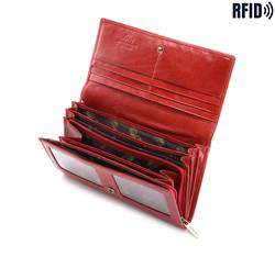 Wallet, red, 21-1-052-L3, Photo 1