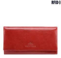 Кожаный кошелек Wittchen 21-1-052-L3, красный 21-1-052-L3