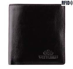 Кожаный кошелек Wittchen 21-1-065-L1, черный 21-1-065-L1