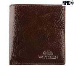 Кожаный кошелек Wittchen 21-1-065-L4, коричневый 21-1-065-L4