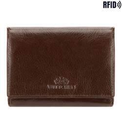 Кожаный кошелек Wittchen 21-1-071-L4, коричневый 21-1-071-L4