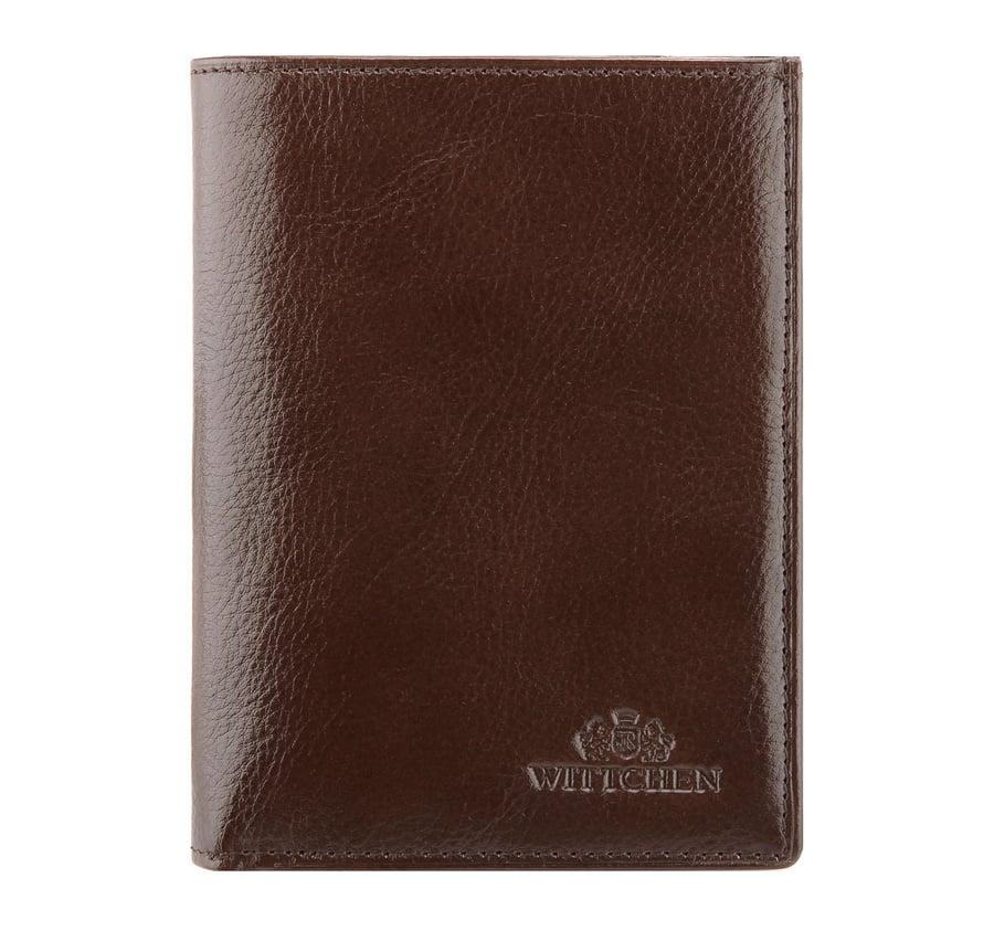 Hnedá pánska peňaženka WITTCHEN.
