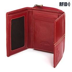 Portmonetka, czerwony, 14-1-121-L3, Zdjęcie 1