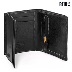 Wallet, red, 14-1-124-L1, Photo 1