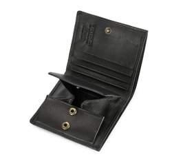 Portfel, czarny, 02-1-065-1, Zdjęcie 1
