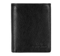 Кожаный кошелек Wittchen 02-1-124-1, черный 02-1-124-1