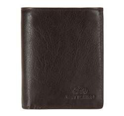 Кожаный кошелек Wittchen 02-1-124-4, темно-коричневый 02-1-124-4