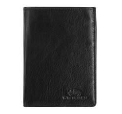 Кожаный кошелек Wittchen 02-1-265-1, черный 02-1-265-1