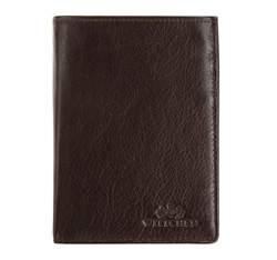 Кожаный кошелек Wittchen 02-1-265-4, темно-коричневый 02-1-265-4