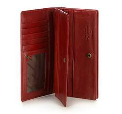 Portfel, czerwony, 22-1-406-3, Zdjęcie 1