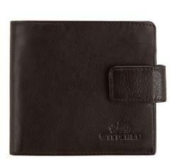 Кожаный кошелек 02-1-270-4