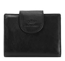Кожаный кошелек Wittchen 02-1-362-1, черный 02-1-362-1